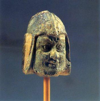 菩萨,弟子,供养人像和影塑帝后礼佛图,制作精美,代表了北魏时期雕塑