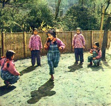 天津儿童家乡画