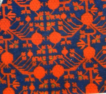 欧式地毯菱形图案