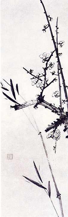 何香凝《梅树》等 - 中国美术家 - 家乡网