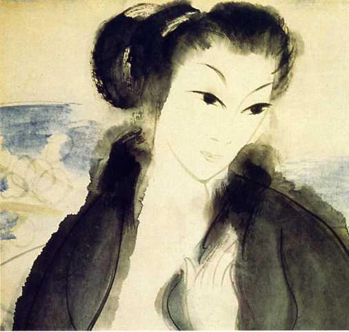 68中国人体艺术_林风眠 - 中国美术家 - 家乡网