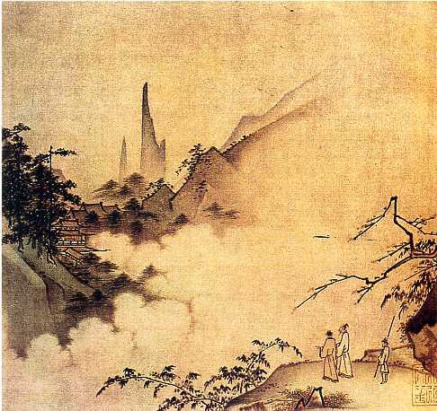 中国画,绘画人物
